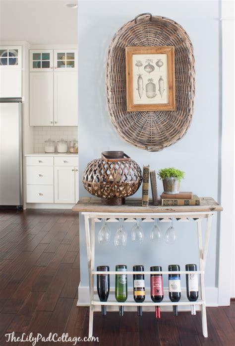 storage with decorative baskets hgtv rearranging the house and an announcement the lilypad