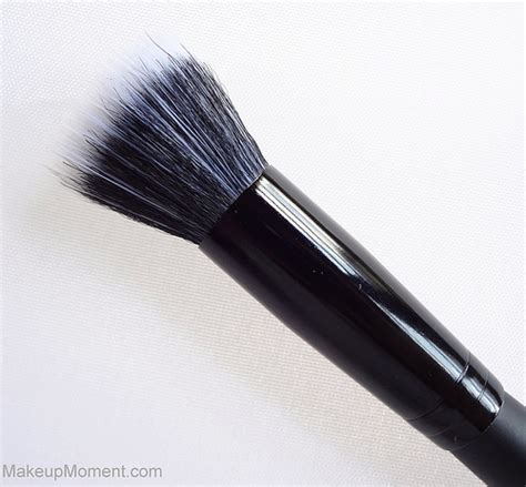 Stipple Brush e l f studio brushes angled eyeliner brush small