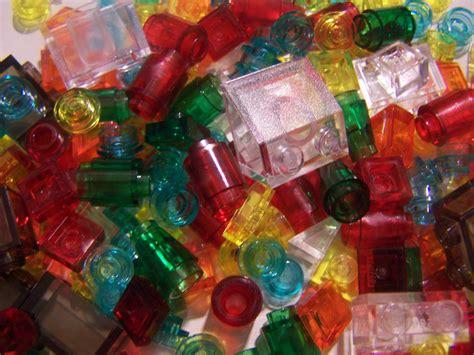 50 Pcs Lego Ori New Parts Trans Clear Plate 1x1 lego 200 clear translucent colors car lights bulk