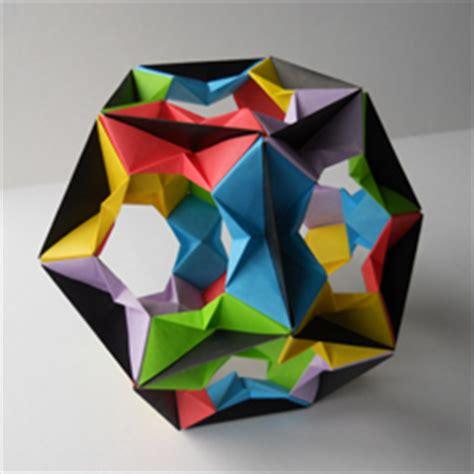 Origami Flexagon - david mitchell s origami heaven flexagons
