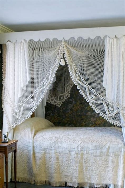 Lace Bed Canopy Pin By Kelley Zastrow Fritz On Decorating And Design Stuff Pinterest Canopies Beds And
