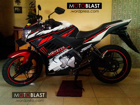 Striping Variasi Vixion Nvl 5 modifikasi yamaha all new vixion 2013 fairing the knownledge