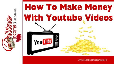 How To Make Money Now Online For Free - how to make money with youtube videos youtube