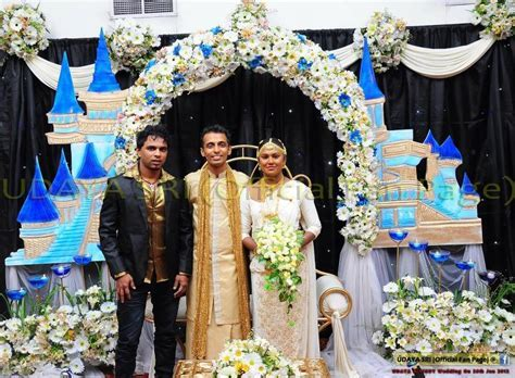wedding of popular artist Udaya sri of the Centigradez