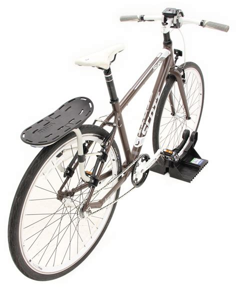 thule pack n pedal sport rack for bike bags thule bike