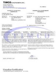 Non Certification Letter V6r Remote