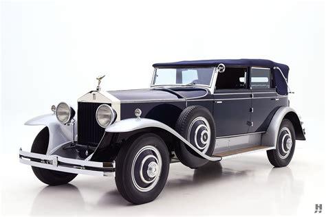 1930 rolls royce phantom i newmarket phaeton