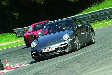 Porsche Fahrsicherheitstraining by Porsche Fahrsicherheitstraining Und Kurse Auto Motor