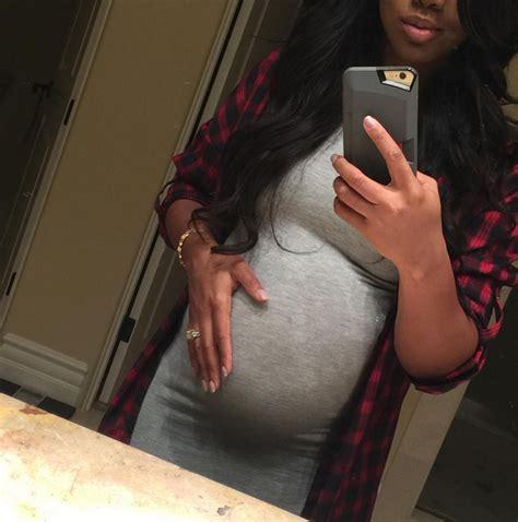 Sarah Jakes Roberts Shows Off Growing Baby Bump, Inspires