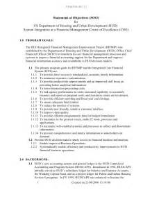 Statement Of Educational Objectives Statement Of Objectives Soo Doc