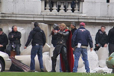 thor movie greenwich thor the dark world greenwich set visit 15th november 2012