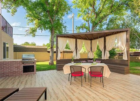 Ideas For Backyard Privacy Outdoor Patio Curtains Backyard Privacy Ideas 11 Ways To Add Yours Bob Vila