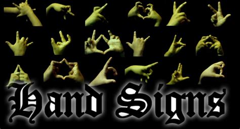 black disciples colors 1000 images about handsigns on