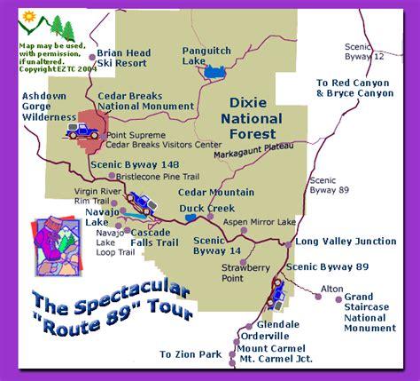 utah national parks map utah national parks map swimnova