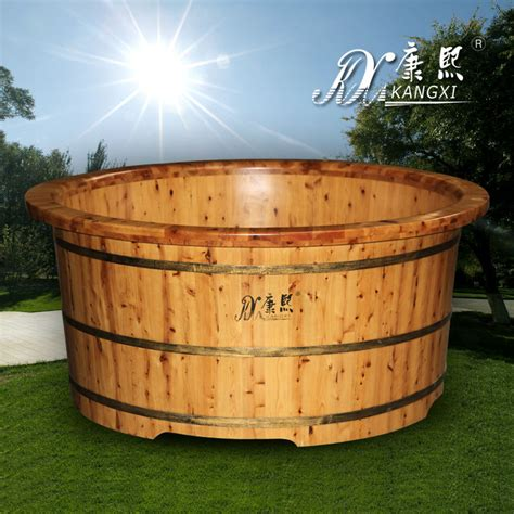 buy wooden bathtub compare prices on outdoor soaking tub online shopping buy