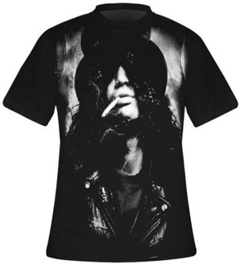 Tshirt The Slash t shirt mec slash top hat rock a gogo