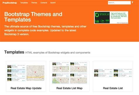 Bootstrap Themes Hacker News | bootstrap 3サンプル テーマコレクションサイト prepbootstrap ソフトアンテナブログ