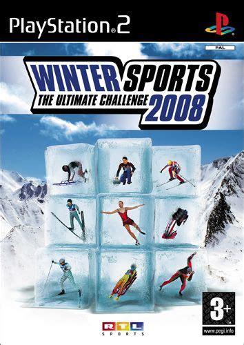 The Ultimate Challenge an 225 lisis y opiniones de winter sports 2008 para ps2 3djuegos