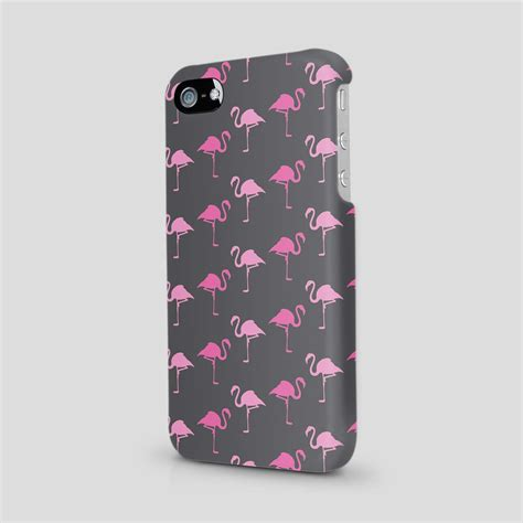 Iphone 7plus Animal Ring flamingo animal pink ave drawings cover for