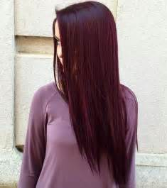 maroon colored hair 25 best ideas about purple burgundy hair on