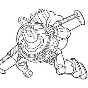 dessin gratuit imprimer buzz eclair