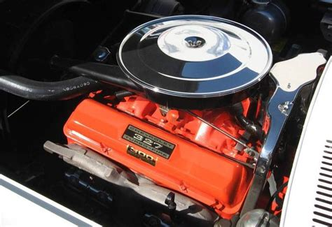 a guide to every small block ever offered in a car by chevy