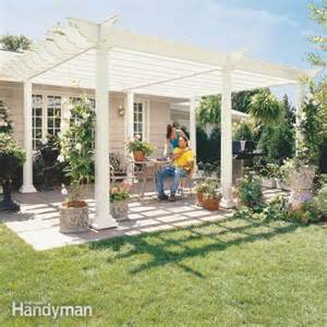 Pergolas Diy by 8 Cool Diy Pergolas For Your Garden And Backyard