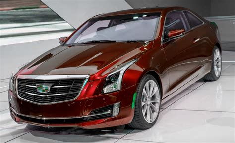 2015 Cadillac Ats Sedan Configurations The Preview Of The 2015 Cadillac Ats