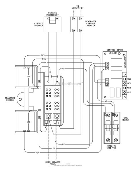 200 transfer switch wiring diagram generac 200