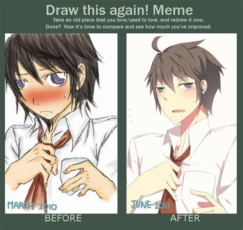 Draw This Again Meme - draw this again meme by beastofdesire on deviantart
