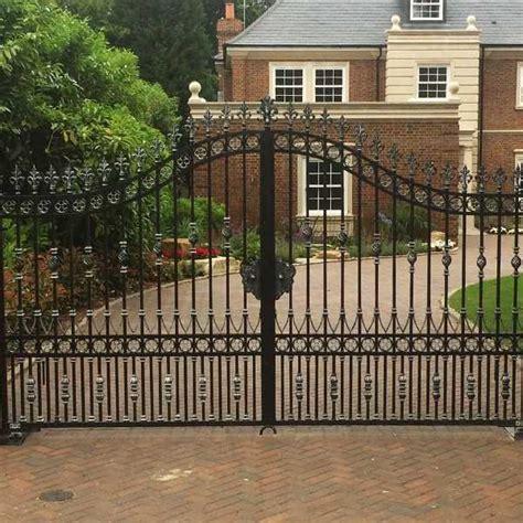 Double Door Front Gate Design