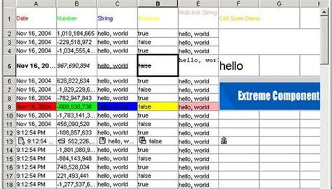 Works Spreadsheet by How Do Spreadsheets Work Bizfluent