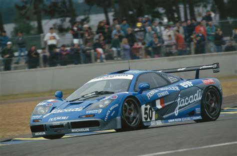 mclaren f1 50 1993 mclaren f1 gtr review supercars net