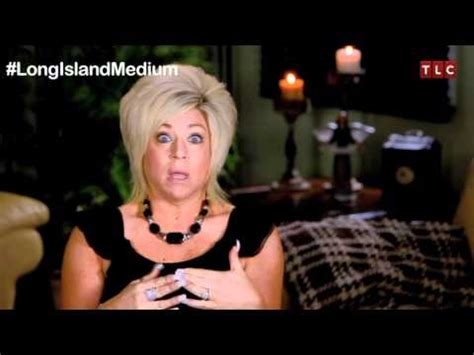 what did theresa caputo want to be before getting discovered car before license long island medium youtube