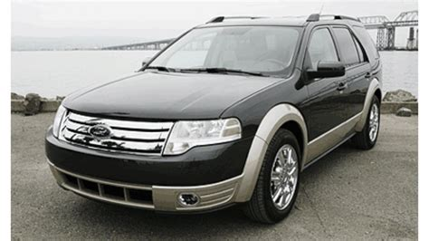 how does cars work 2008 ford taurus x auto manual 2008 ford taurus x review 2008 ford taurus x roadshow