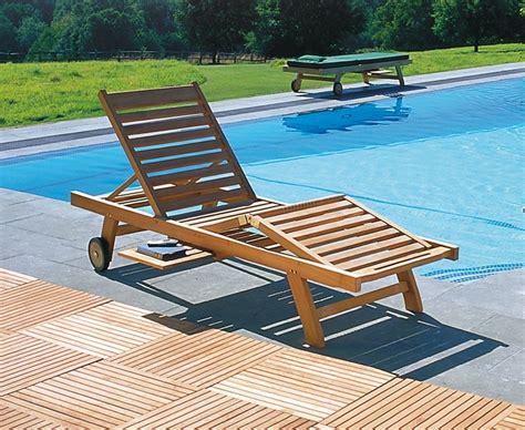 reclining sun loungers sale luxury teak sun lounger with cushion