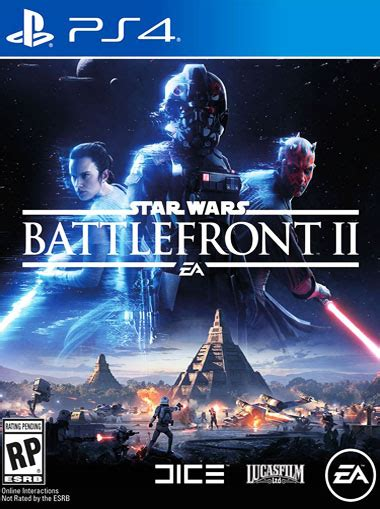 Bettlefront Starwars Ps4 Digital Playstation 4 k 248 b wars battlefront ii ps4 digital code