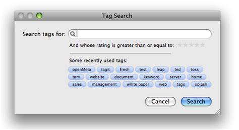 Tag Lookup Tagit Ironic Software