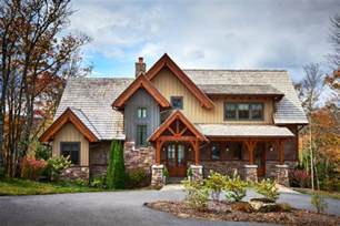 Mountainside Home Plans Gallery For Gt Mountain Craftsman House Plans