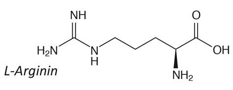 L-arginine base | Biotikon L Arginine Structure