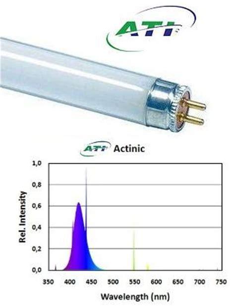 Lu Neon 20 Watt ati actinic 54 watt neon per acquari marini