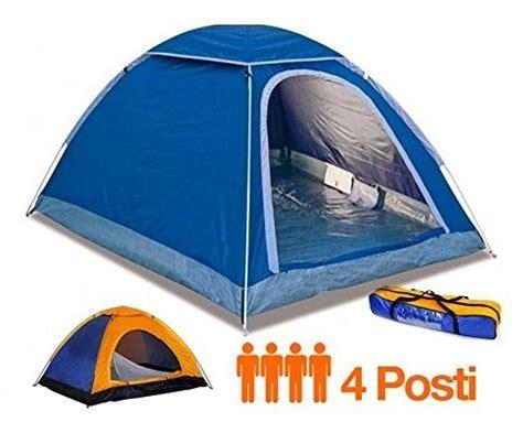 tenda canadese tenda canadese igloo da 4 posti quattro persone per