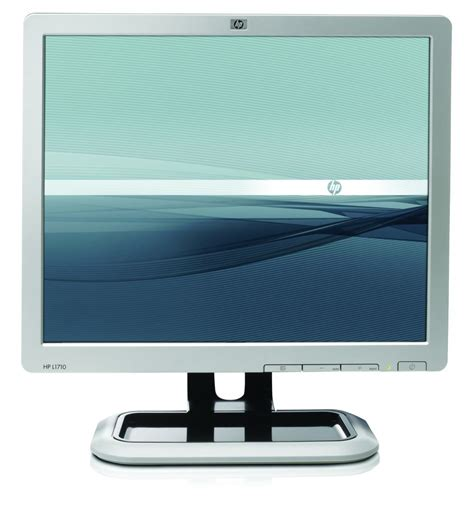 Monitor Lcd Hp 17 Inch hp l1710 17 inch lcd monitor u s trade technologies
