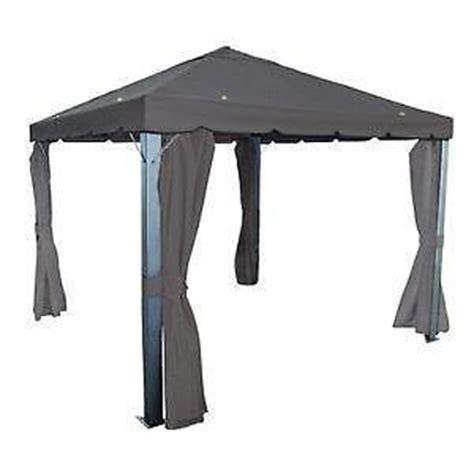 pavillon 3x3 festes dach pavillon dach ebay