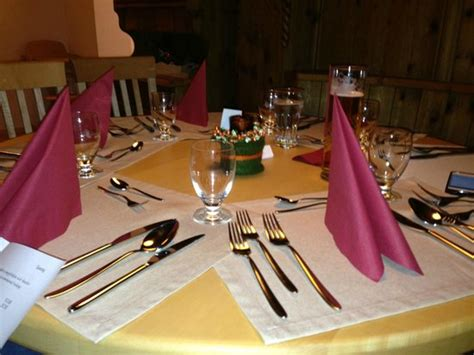 table layout in hotel table layout picture of hotel feichter soll tripadvisor