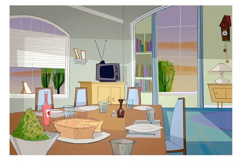 Carpet Set Animasi 1 dining room picture