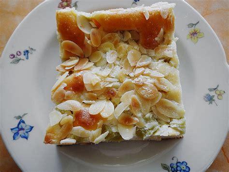 rhabarber quark kuchen rhabarber buttermilch quark kuchen shi kira chefkoch de