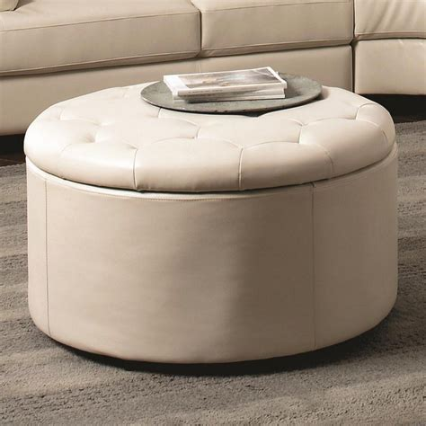 coffee tables ideas round leather coffee table ottoman round leather ottoman coffee table ideas liberty
