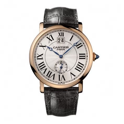 watches cartier prices george