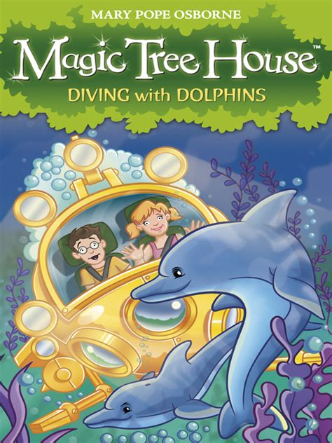 magic tree house 53 diving with dolphins ebook magic tree house series